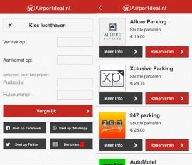 eindhoven airport smartphone app